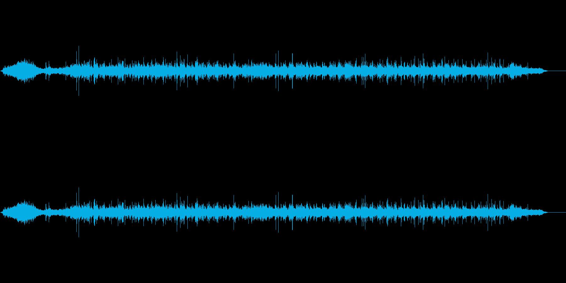 消火器の再生済みの波形