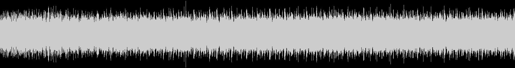 リューター音(ウィーーーー)の未再生の波形
