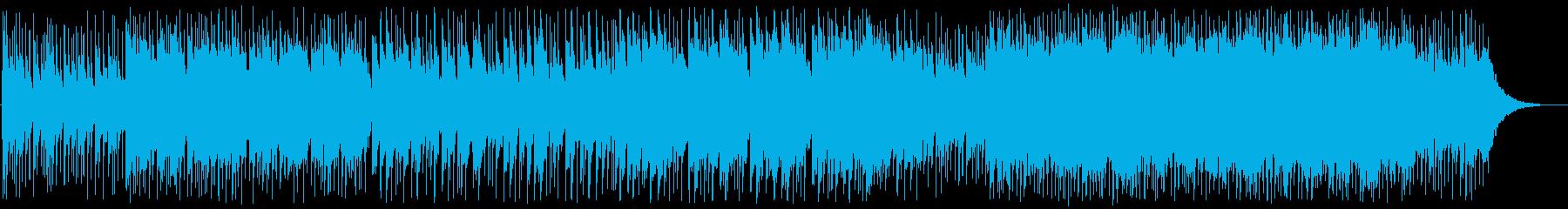 アーバンシティポップの再生済みの波形