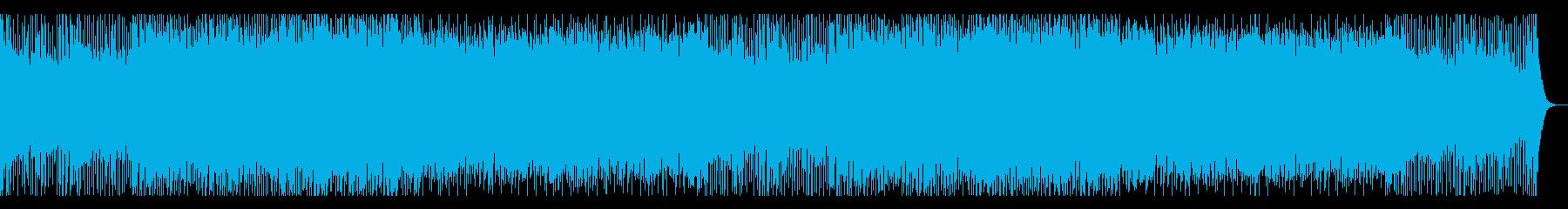 ASHURAの再生済みの波形
