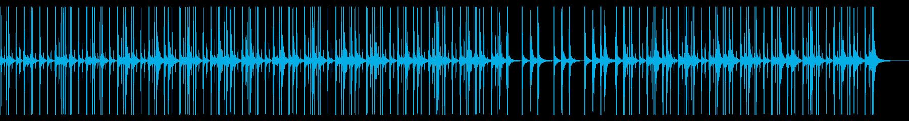 モダンで洗練されたストンプ CMなどにの再生済みの波形