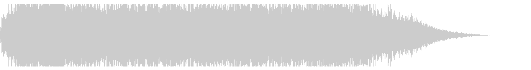 トラウマのフラッシュバックの未再生の波形