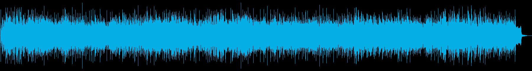 軽快なフィドルのブルーグラスソロの再生済みの波形