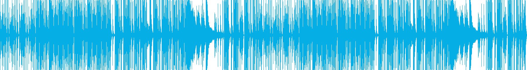 動画向けほのぼの/かわいい/少しマヌケなの再生済みの波形