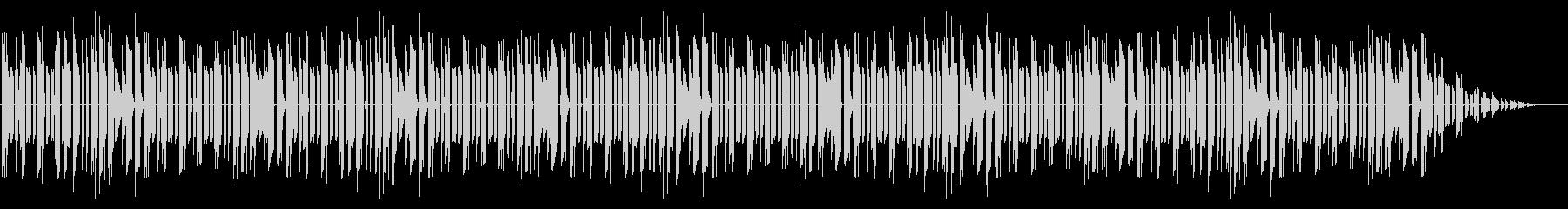 NES 汎用 B02-1(ステージ) の未再生の波形