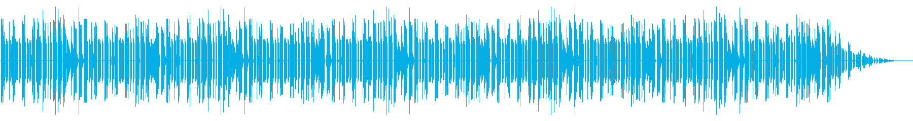 NES 汎用 B02-1(ステージ) の再生済みの波形