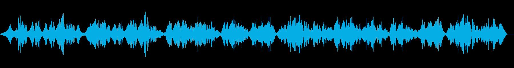 【生演奏&伴奏なし】G線上のアリアの再生済みの波形