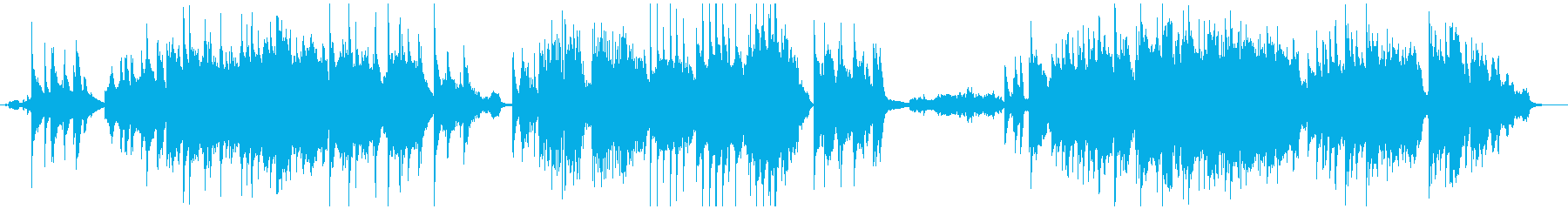 バッハプレリュードのアンサンブルアレンジの再生済みの波形
