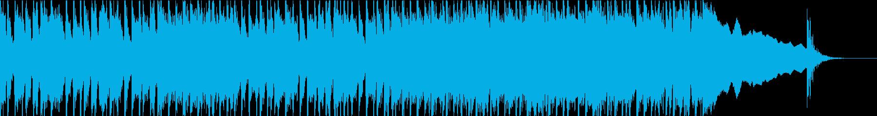 明るい  高揚  ビンテージ 岩の再生済みの波形