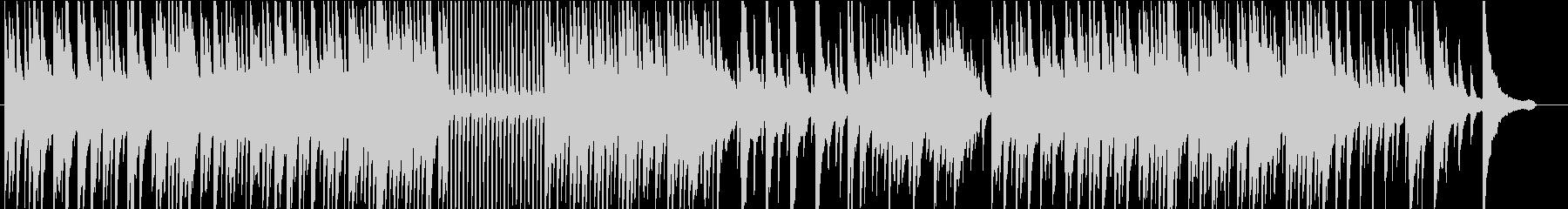 ビル・エヴァンス風なピアノインストの未再生の波形