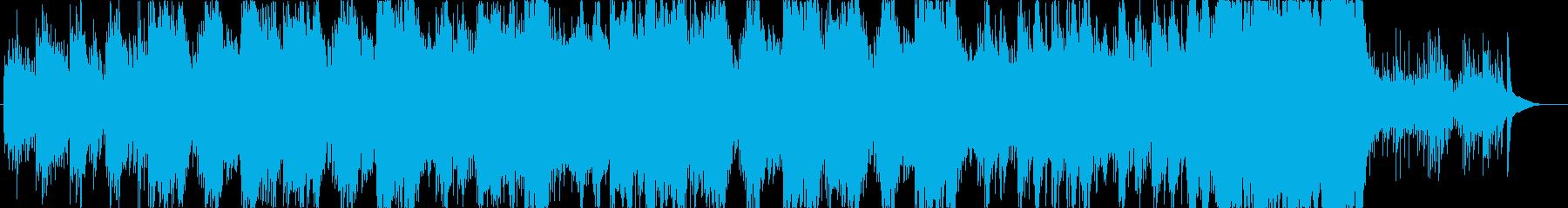 動画 センチメンタル 感情的 勝利...の再生済みの波形