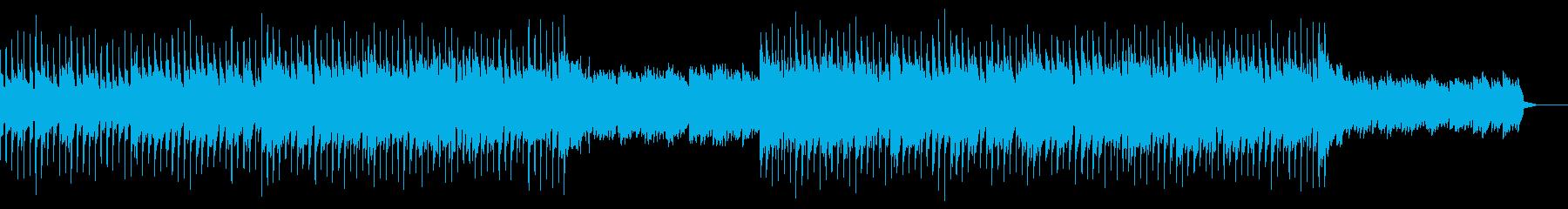 インディー センチメンタル 感情的...の再生済みの波形