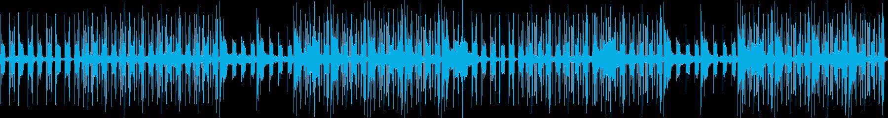【ループ版】企業VP・CM 無機質の再生済みの波形