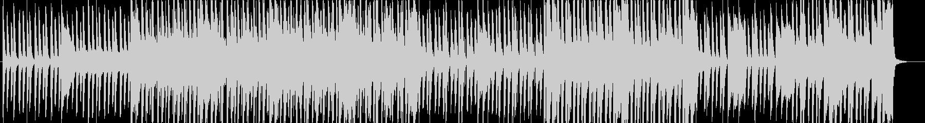 ポリリズム感のある変拍子ピアノポップの未再生の波形