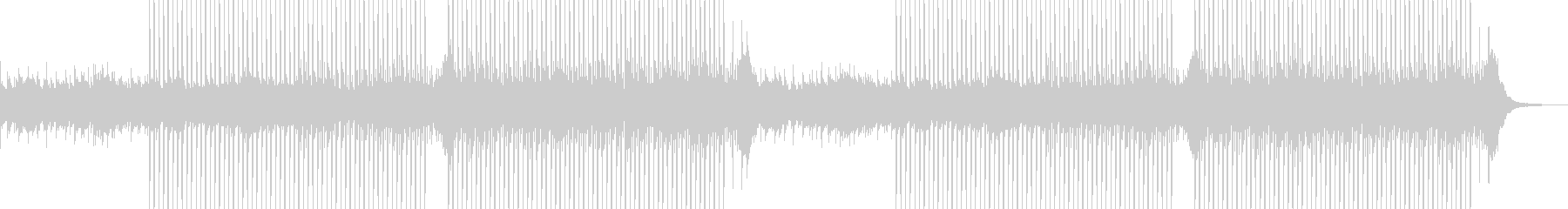 企業VP系22、爽やかギター4つ打ち1aの未再生の波形