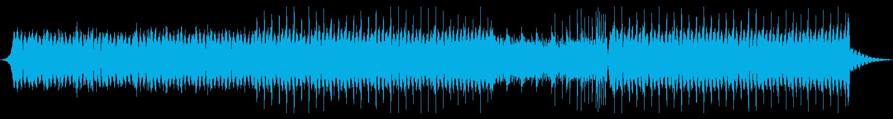 企業VP、CM03。ピアノ、シンセ、宇宙の再生済みの波形