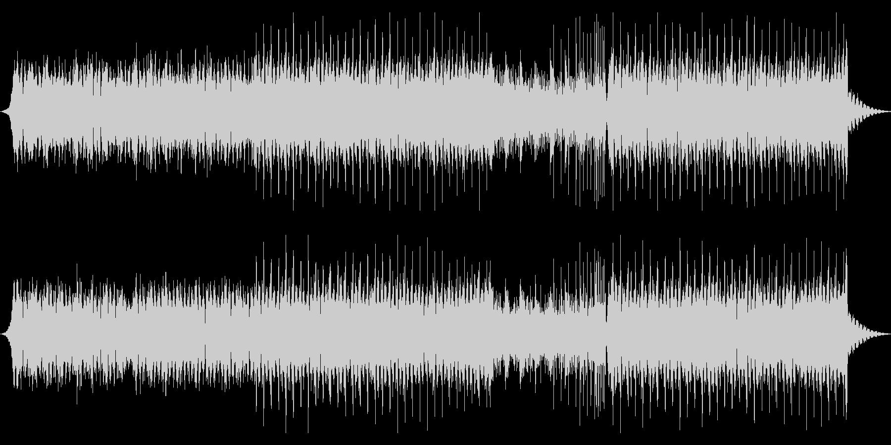 企業VP、CM03。ピアノ、シンセ、宇宙の未再生の波形