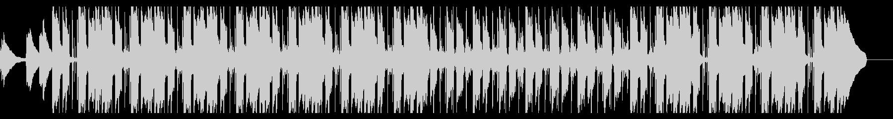 【LoFi hiphop】 チルピアノの未再生の波形