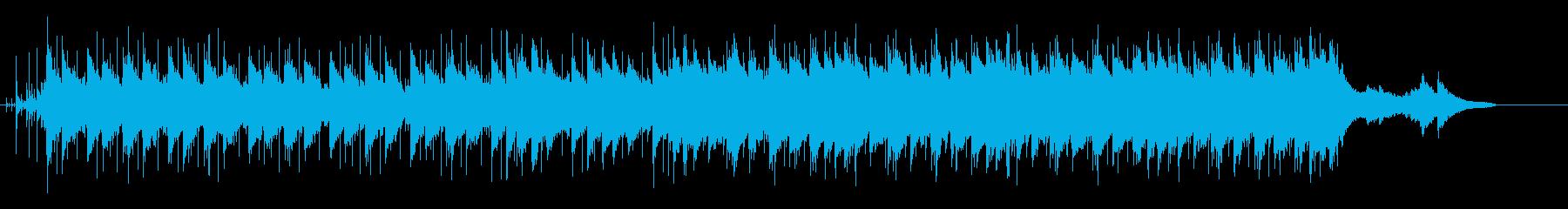 ソフト&メロウなアダルトコンテンポラリーの再生済みの波形