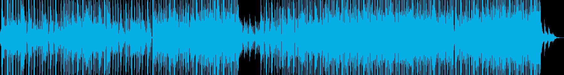 Saxophone, mellow air, R & B short +'s reproduced waveform