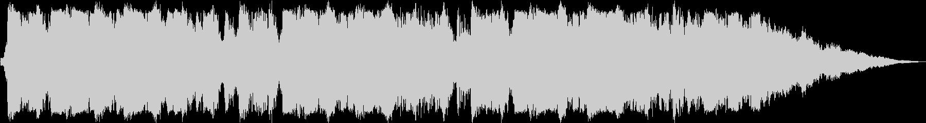 【20秒】きらめく海・夏/ラジオCM用の未再生の波形