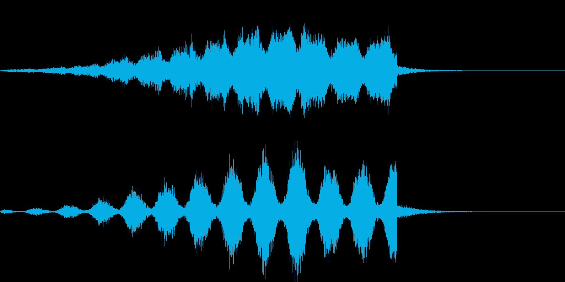 【映画演出】SF映画_迫るの再生済みの波形
