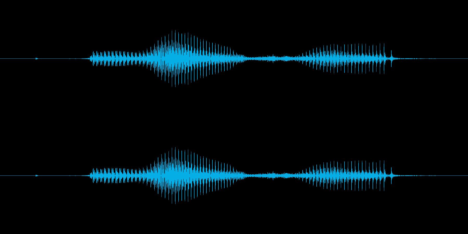 【星座】魚座の再生済みの波形