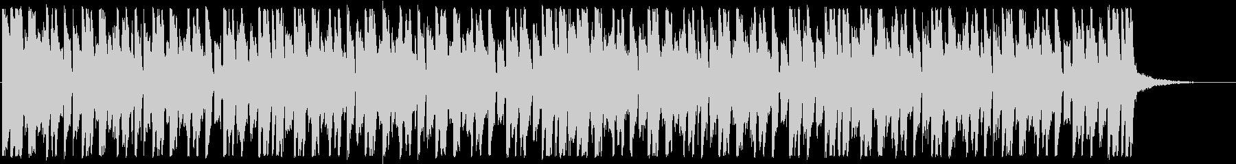キラキラ/ハウス_No484_4の未再生の波形