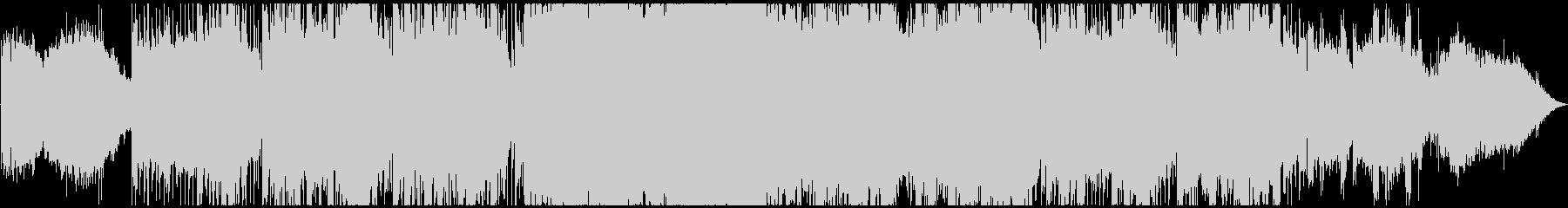 リゾートCMプロフィール動画にの未再生の波形