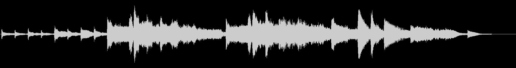 現代の交響曲 室内楽 劇的な ロマ...の未再生の波形