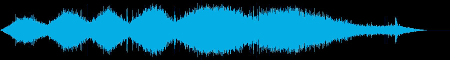 ピータービルトセミトラック:オンボ...の再生済みの波形