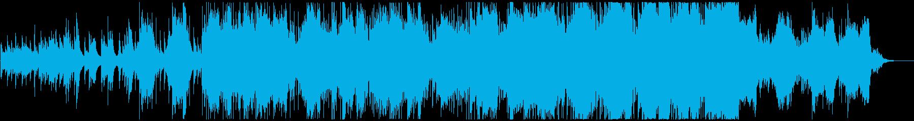 古さ アンビエントミュージック 淡...の再生済みの波形