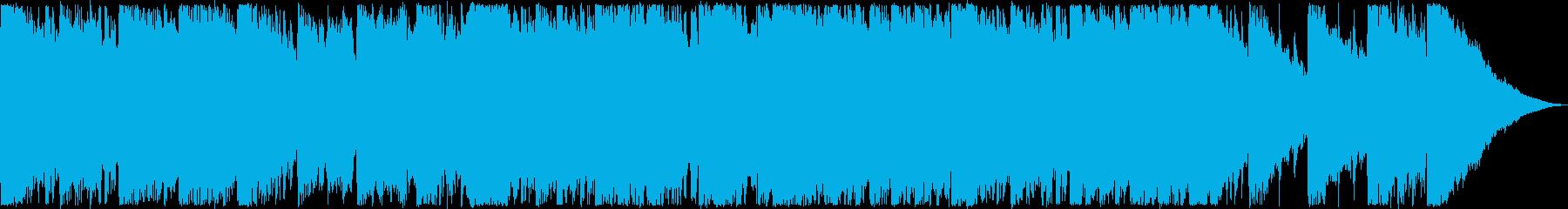 オープニング・洋楽・女性ボーカルポップの再生済みの波形