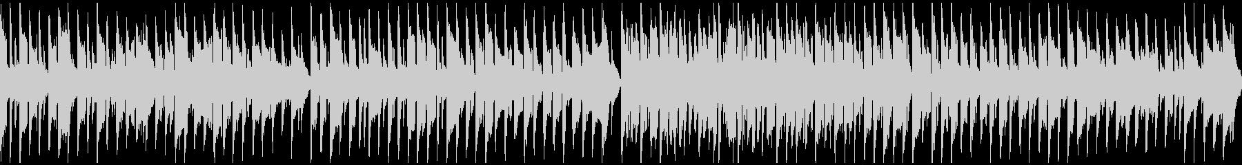 日常系リコーダー曲、へっぽこ ※ループ版の未再生の波形