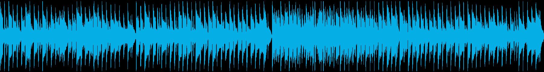 日常系リコーダー曲、へっぽこ ※ループ版の再生済みの波形