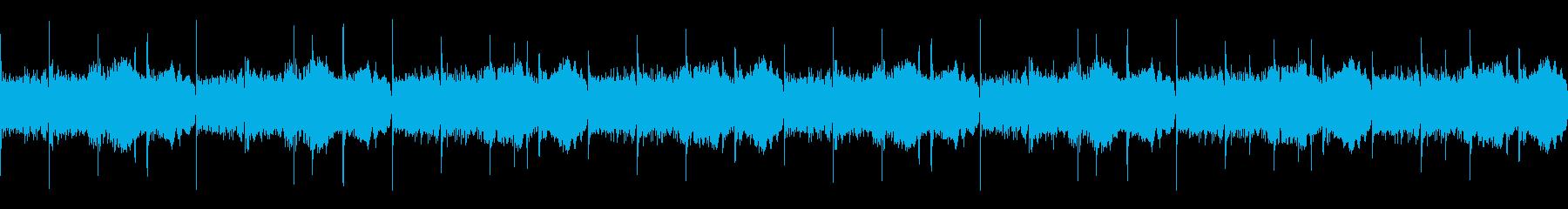 暗くて悲しいバラードな曲調 ループ可能の再生済みの波形