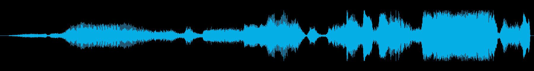 トロール トロルガズム04の再生済みの波形