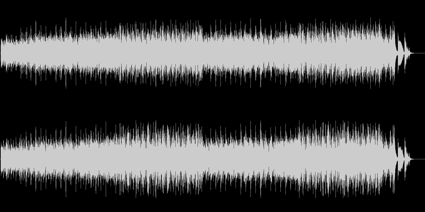 ムーディーなポップス(フルサイズ)の未再生の波形