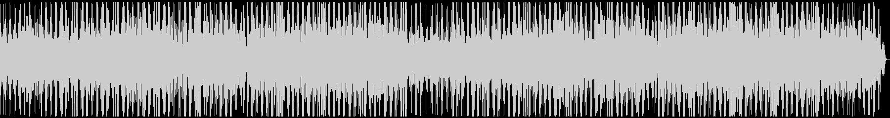 ストリングス 冬のFuture Bassの未再生の波形