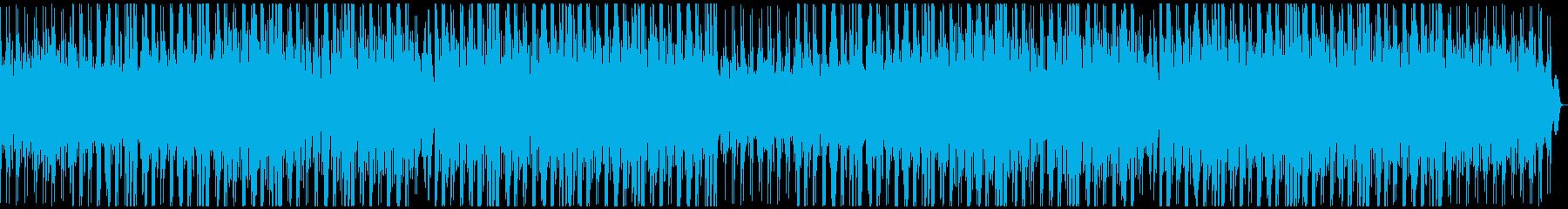 ストリングス 冬のFuture Bassの再生済みの波形
