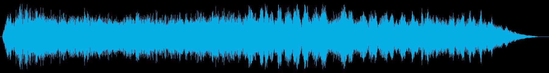 トランジション パッドスイープアン...の再生済みの波形