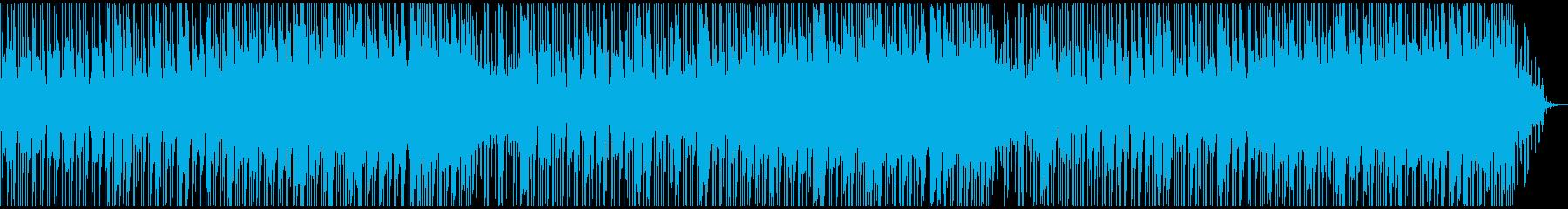 定番曲「スタイリッシュ」Aの再生済みの波形