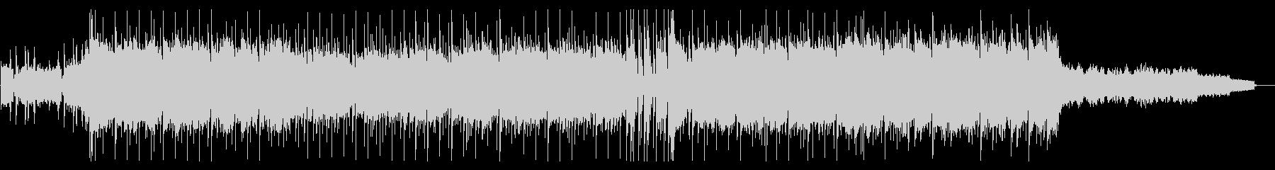 スタイリッシュなHIPHOPエレクトロの未再生の波形