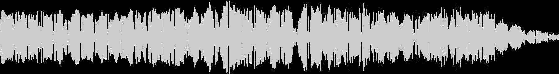 VCS 3 0505 ZGの未再生の波形