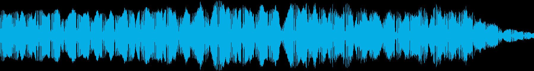 VCS 3 0505 ZGの再生済みの波形