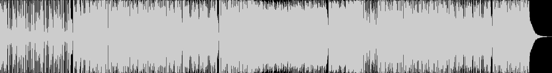 パーティーサウンドなEDM Trapの未再生の波形