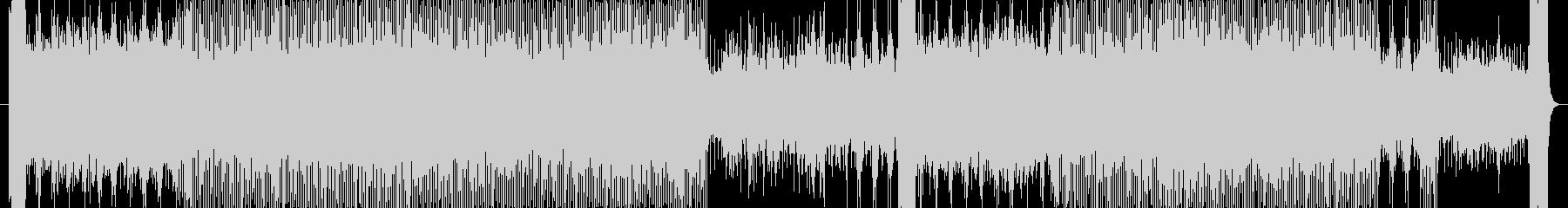2007年作オリジナル曲ヤマハエレクト…の未再生の波形