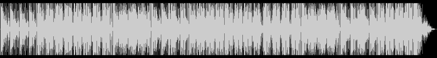青/海/エレクトロ_No407の未再生の波形