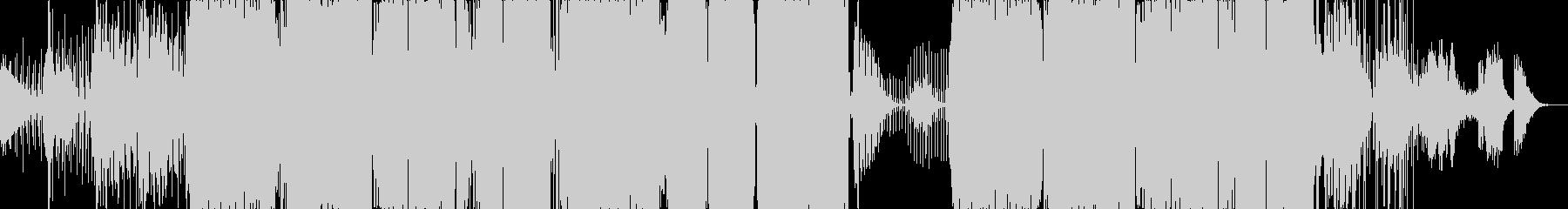 チャルメラな和風トラップの未再生の波形