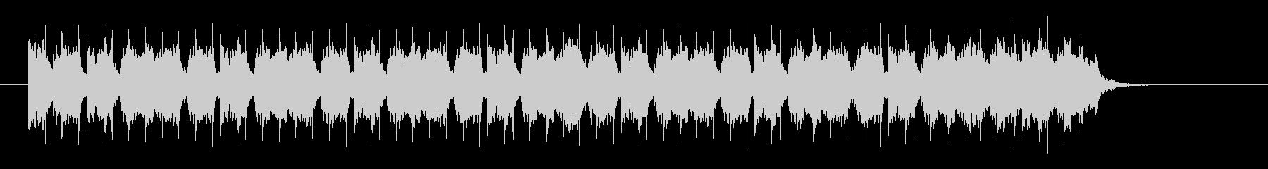 クイーカ(ウホウホ)陽気なラテン サビの未再生の波形